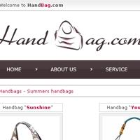 HandBag dizainas